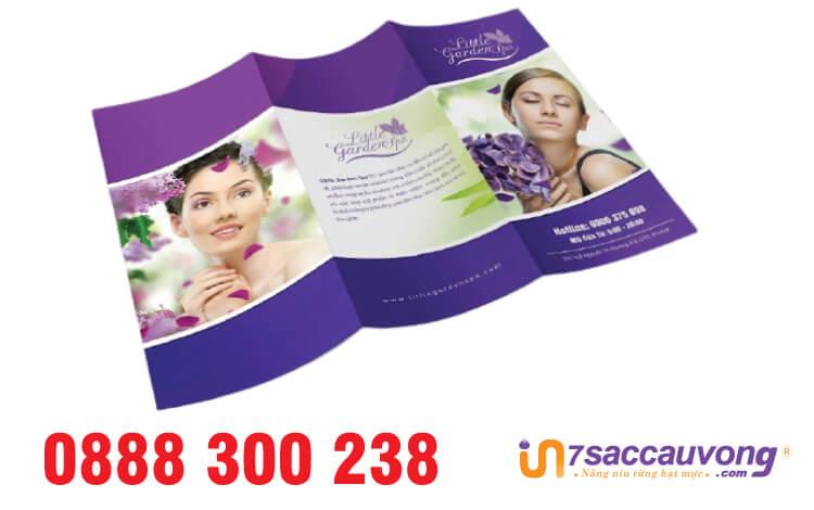 Brochure bệnh viện thẫm mỹ viện - 7SCV.